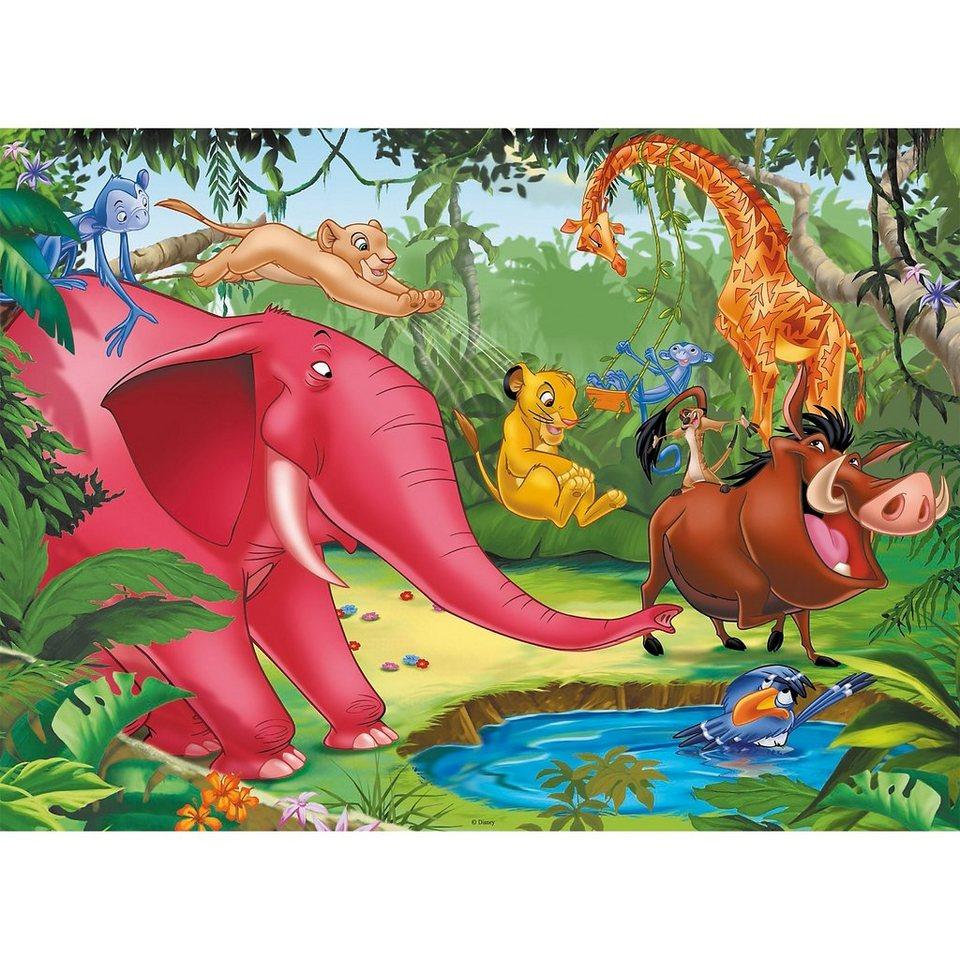 Ravensburger könig der löwen teile xxl puzzle online