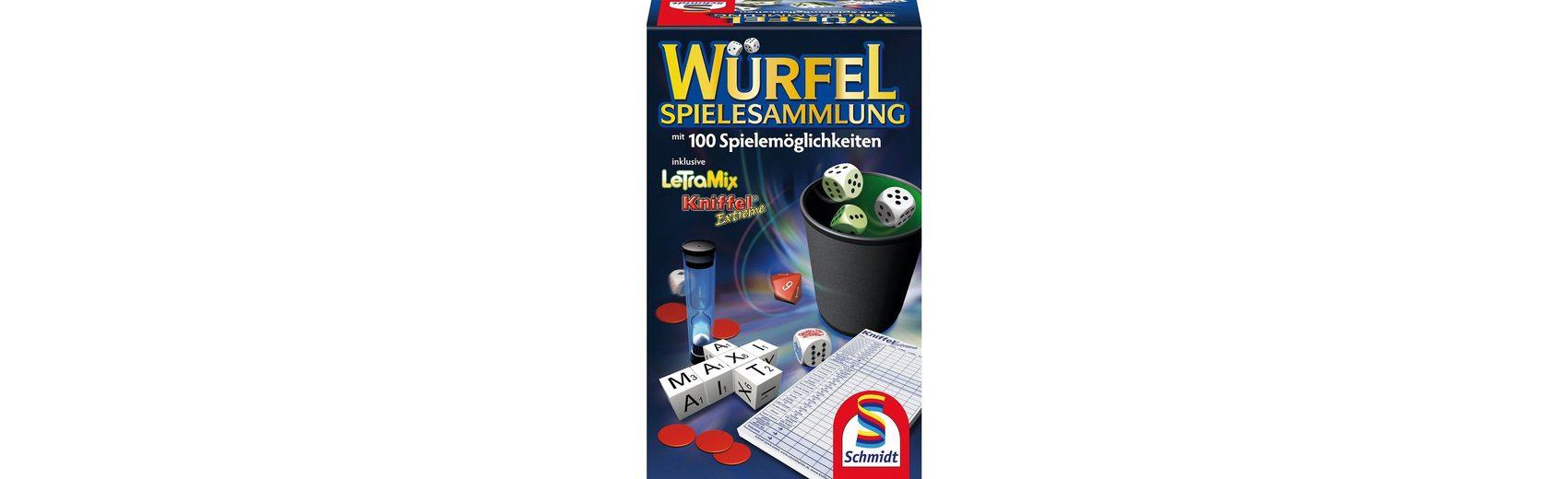 Schmidt Spiele Würfel-Spielesammlung
