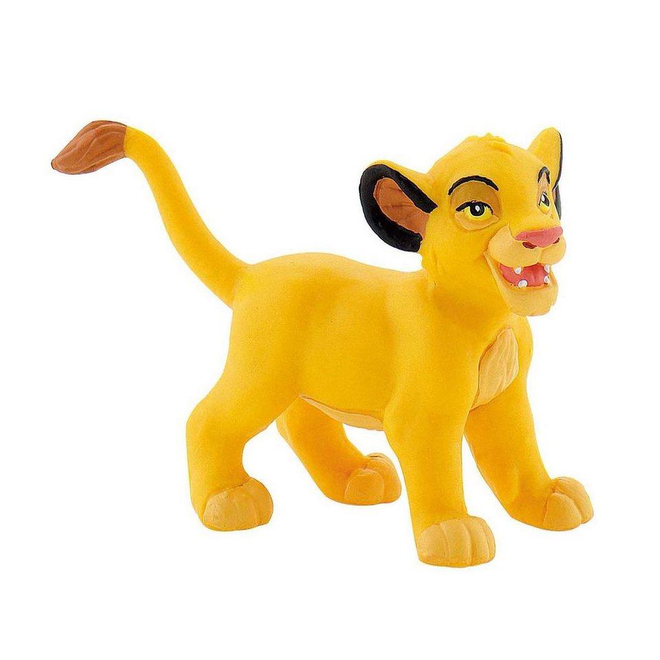 BULLYLAND Comicwelt Walt Disney König der Löwen - Simba Baby