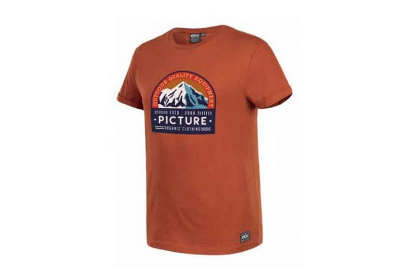 Picture T-Shirt »Picture Herren T-Shirt Earth Bricks«