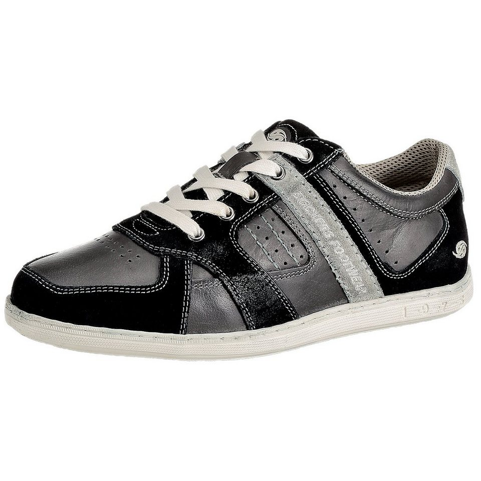 Dockers by Gerli Sneakers in schwarz