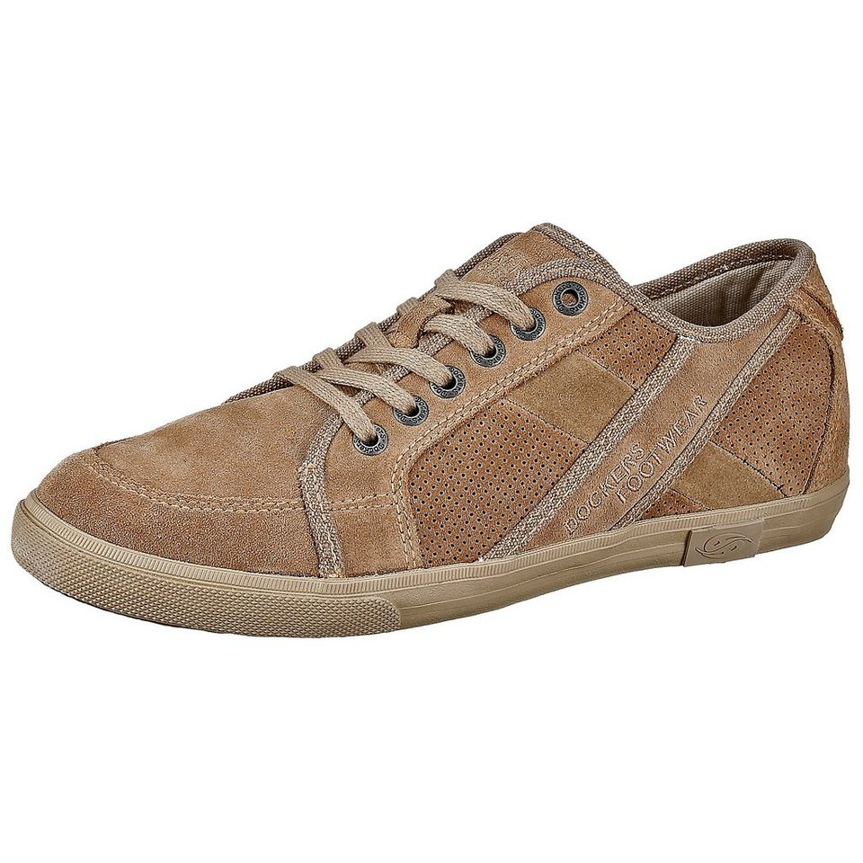 Dockers by Gerli Sneakers in taupe