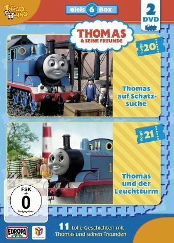 DVD »Thomas & seine Freunde Folge 20-21 (2 Discs)«