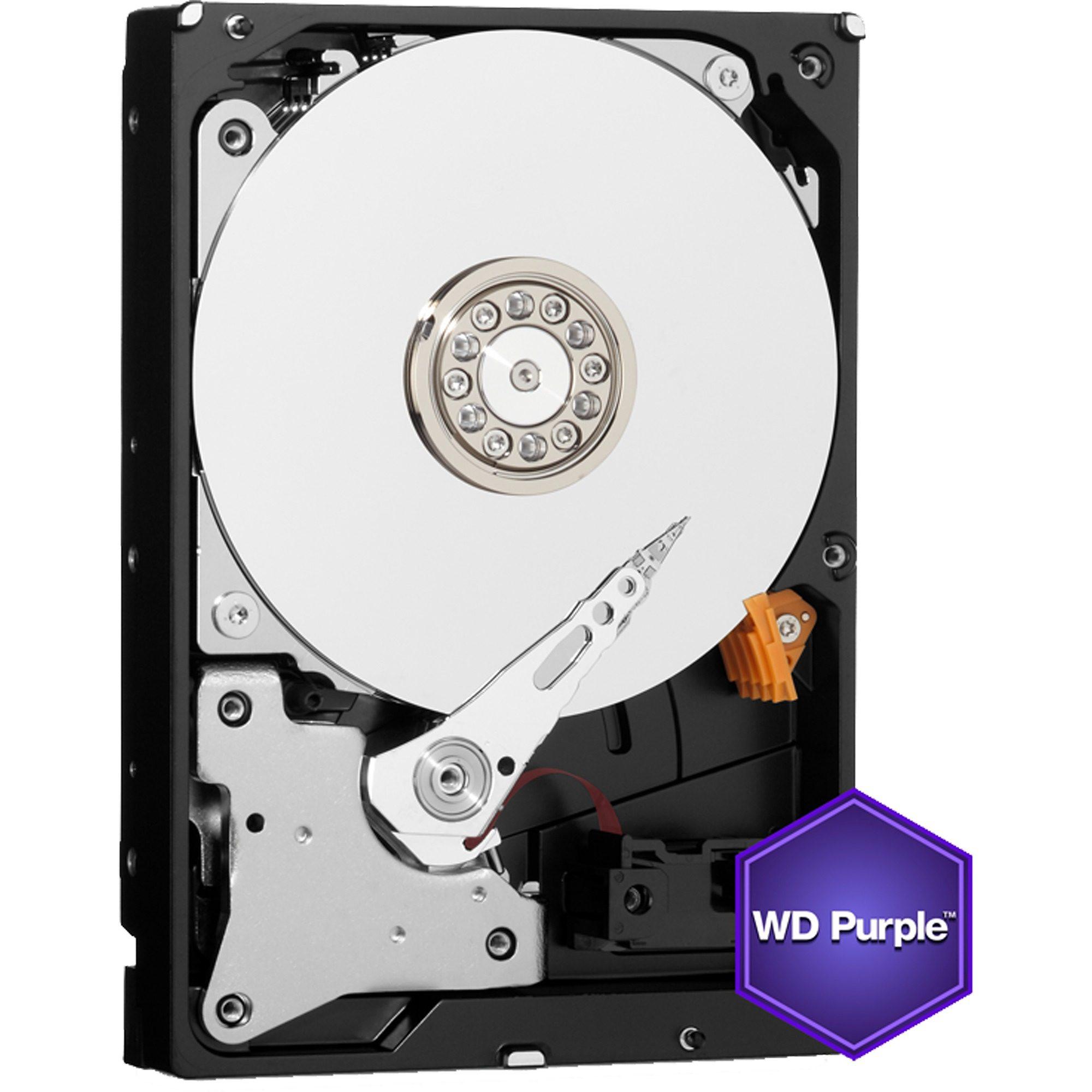 Western Digital Festplatte »WD60PURX 6 TB«