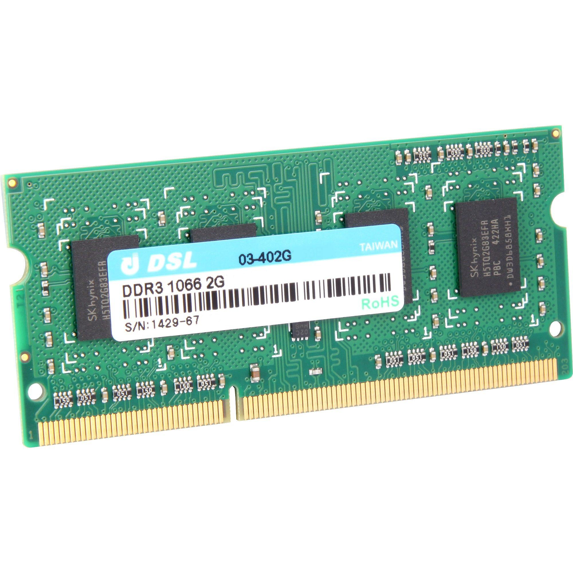 Synology Arbeitsspeicher »DDR3-Speicher 2GB«