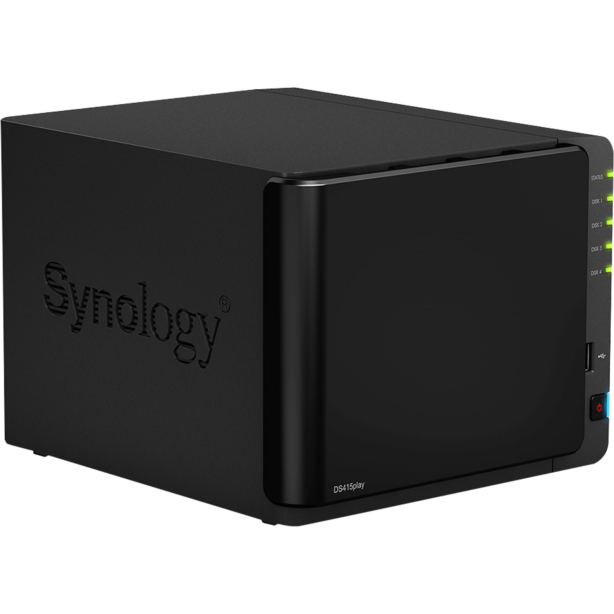 "Synology NAS »DS415play 4Bay 3,5"" NAS«"