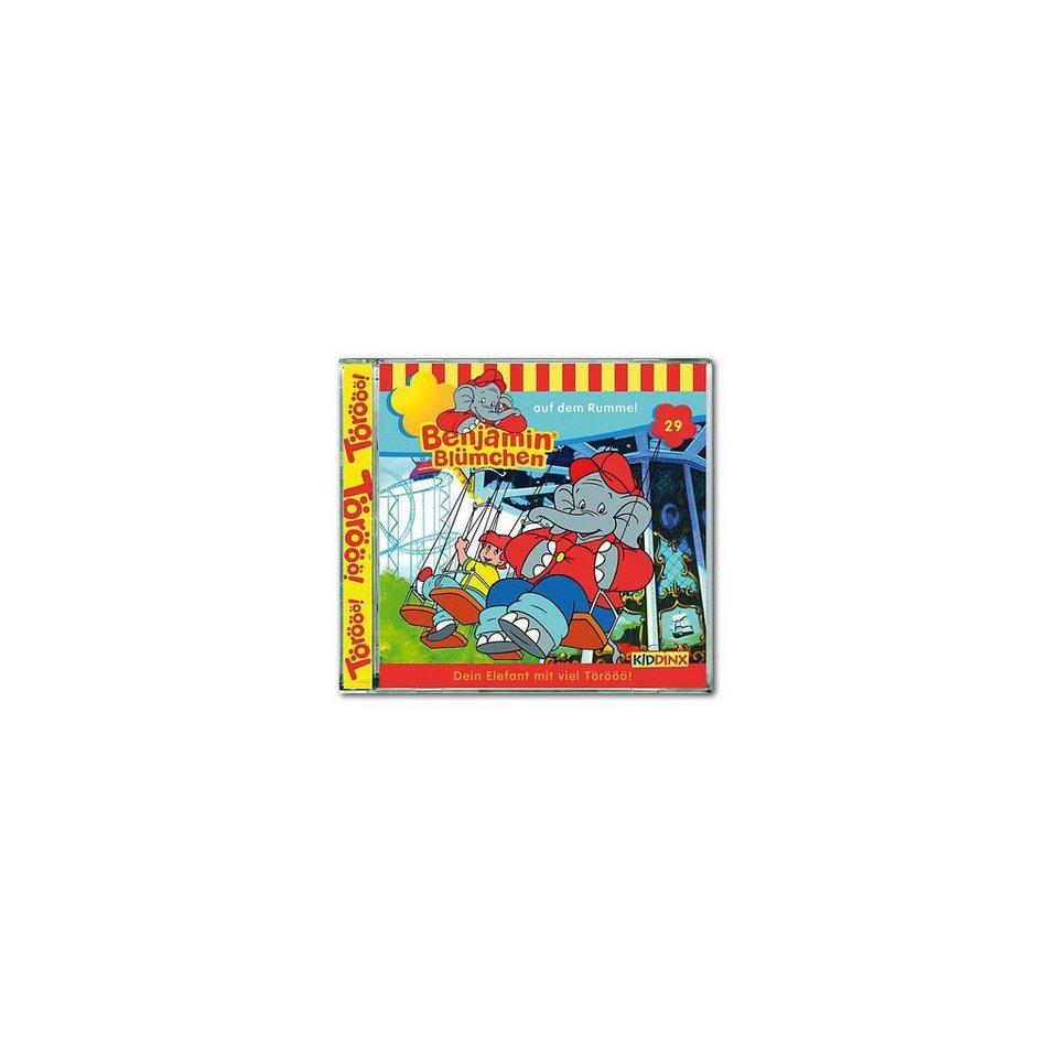 Kiddinx CD Benjamin Blümchen 29 - auf dem Rummel