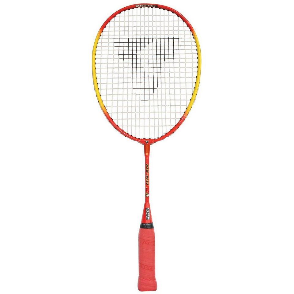 Talbot-Torro Badmintonschläger BISI Mini Federballschläger in rot