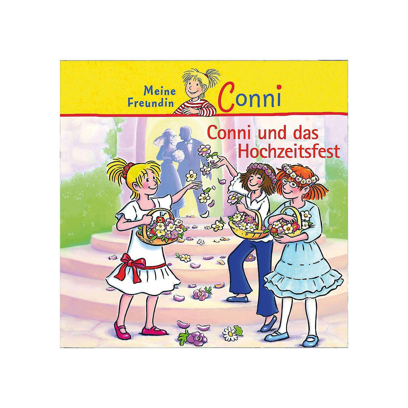 Universal Music GmbH CD Conni 24 - Conni und das Hochzeitsfest