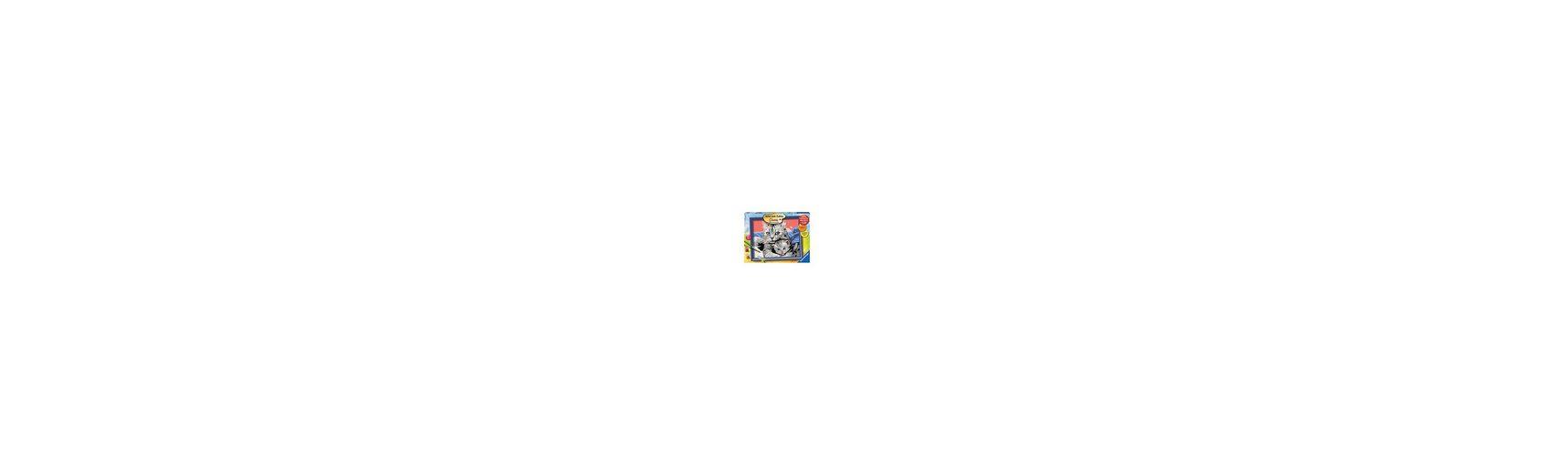 Ravensburger Malen nach Zahlen Serie C - Katzenliebe, 24x30 cm