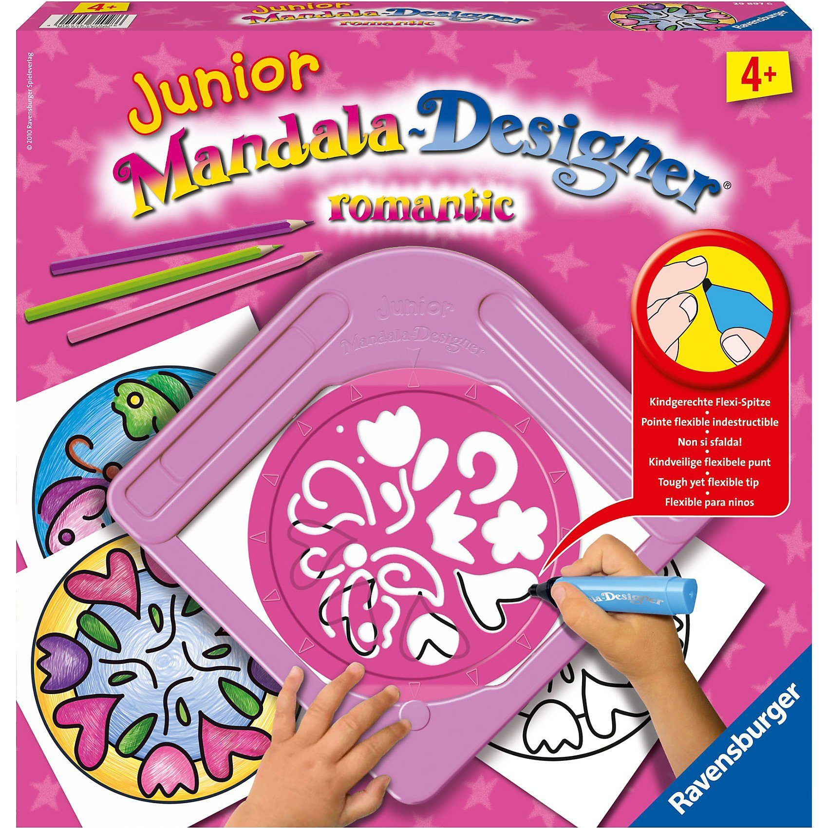 Ravensburger Junior Mandala Designer® romantic