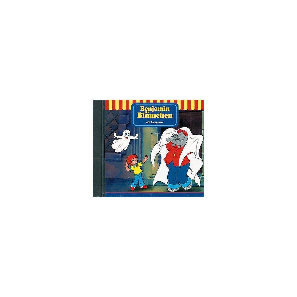 Kiddinx CD Benjamin Blümchen 83 - als Gespenst