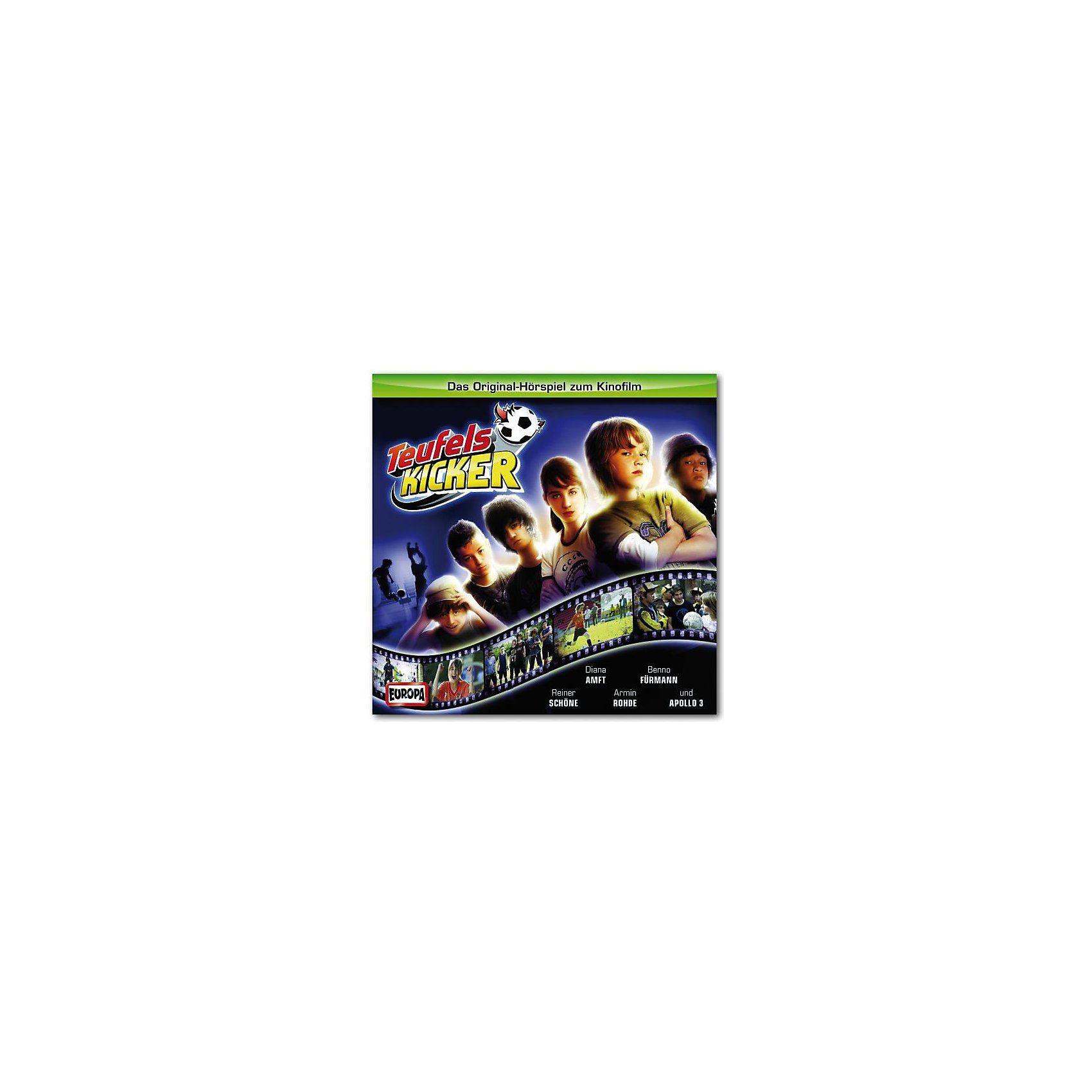 Sony CD Teufelskicker - Hörspiel zum Film