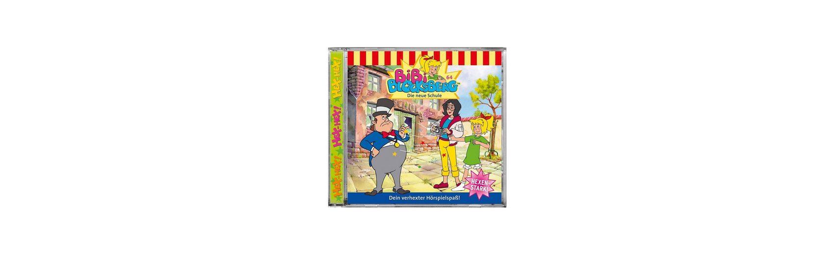 Kiddinx CD Bibi Blocksberg Die neue Schule