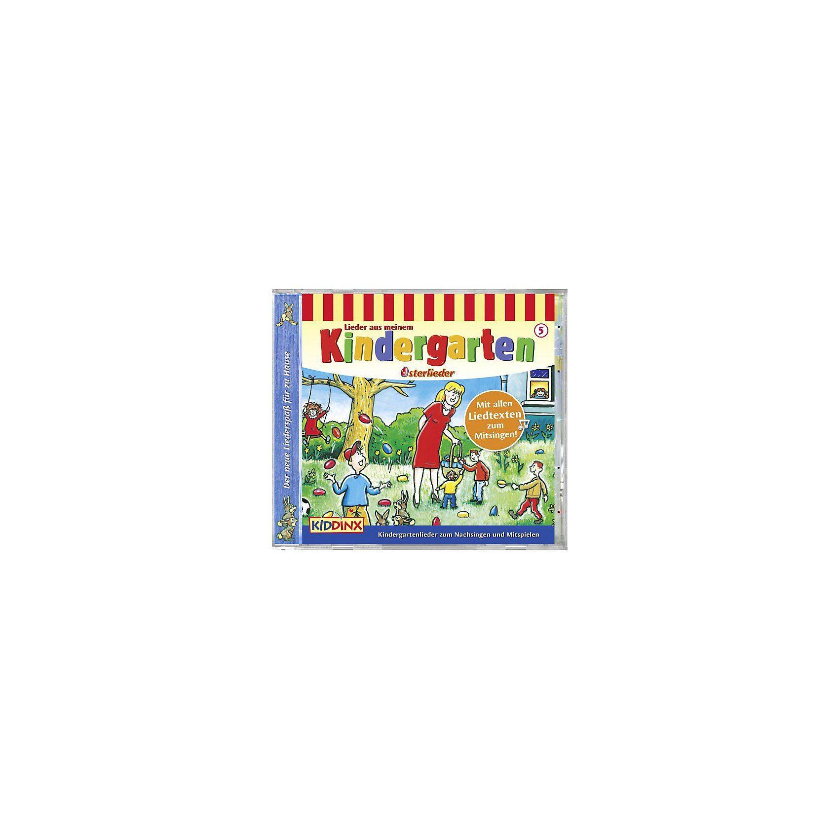 Kiddinx CD Lieder aus meinem Kindergarten Osterlieder