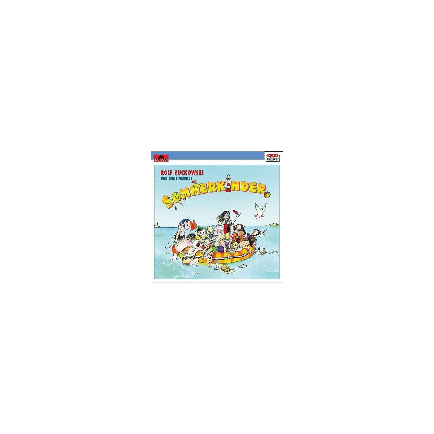 Universal Music GmbH CD Rolf Zuckowski und seine Freunde - Sommerkinder