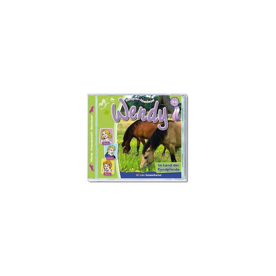 Kiddinx CD Wendy 53 - Im Land der Fjordpferde