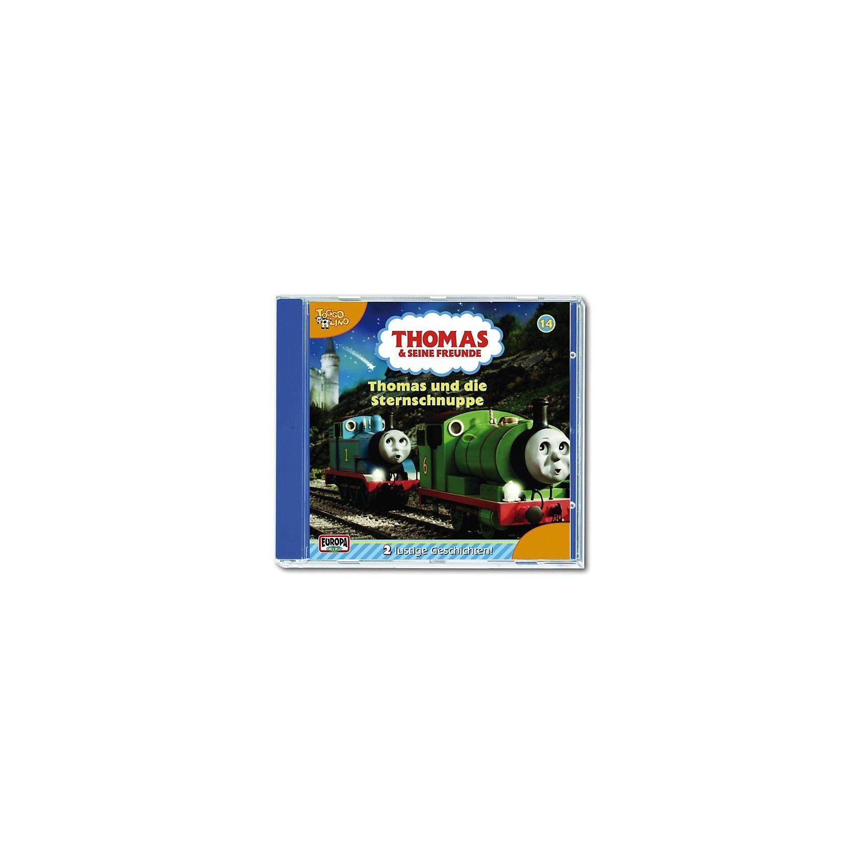 SONY BMG MUSIC CD Thomas und seine Freunde 14 - Thomas und die Sternschnupp