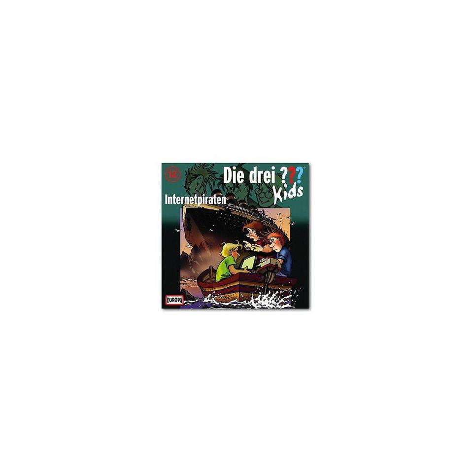 SONY BMG MUSIC CD Die drei ??? Kids 12 -Internetpiraten
