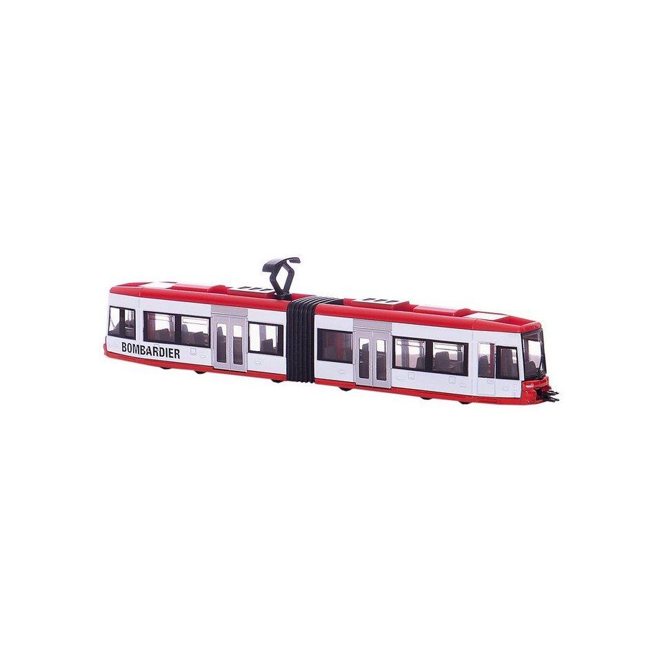 SIKU 1895 Straßenbahn