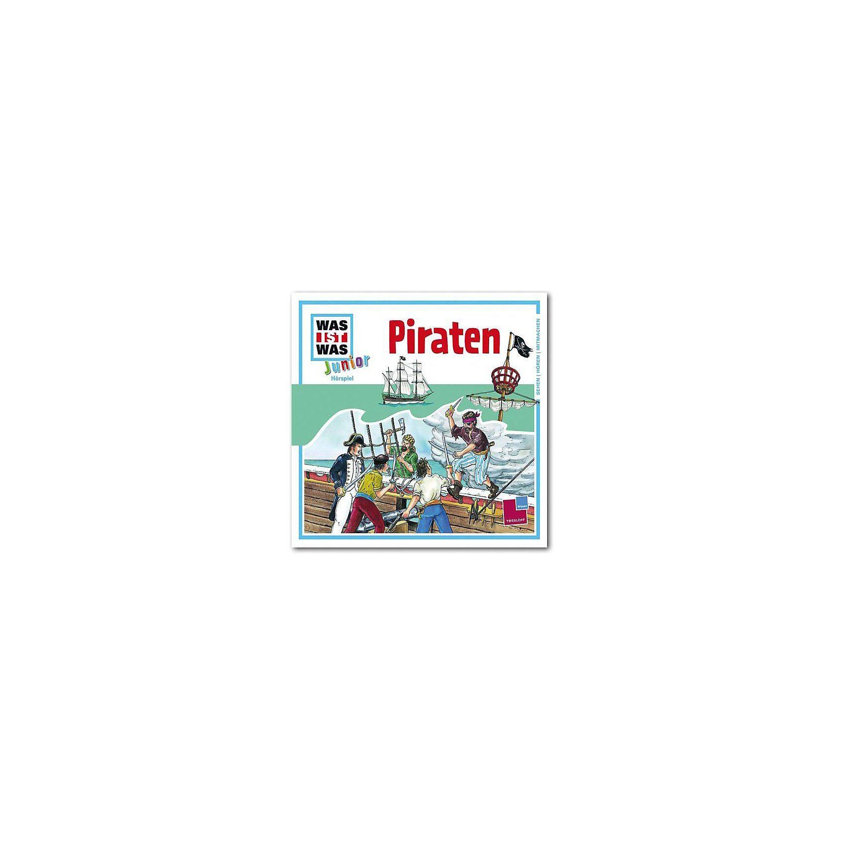 Universal CD Was ist Was? Junior 13 - Piraten