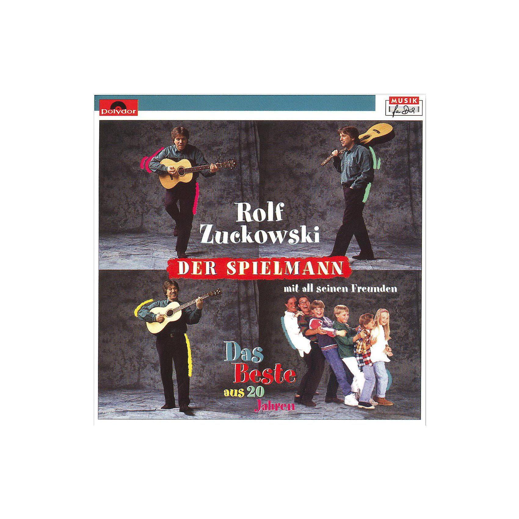 Universal Music GmbH CD Rolf Zuckowski - Das Beste aus 20 Jahren 2er CD Album