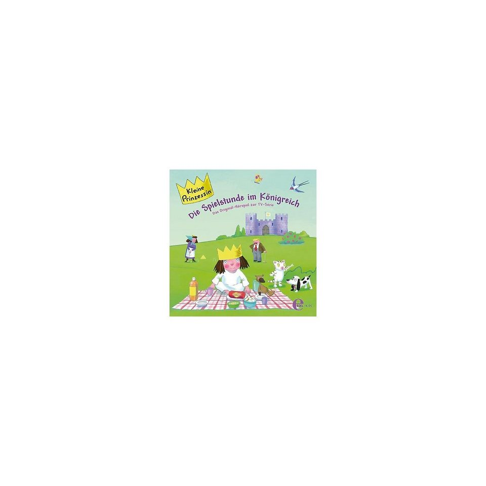 Edel Germany GmbH CD Kleine Prinzessin 05 - Die Spielstunde im Königreich