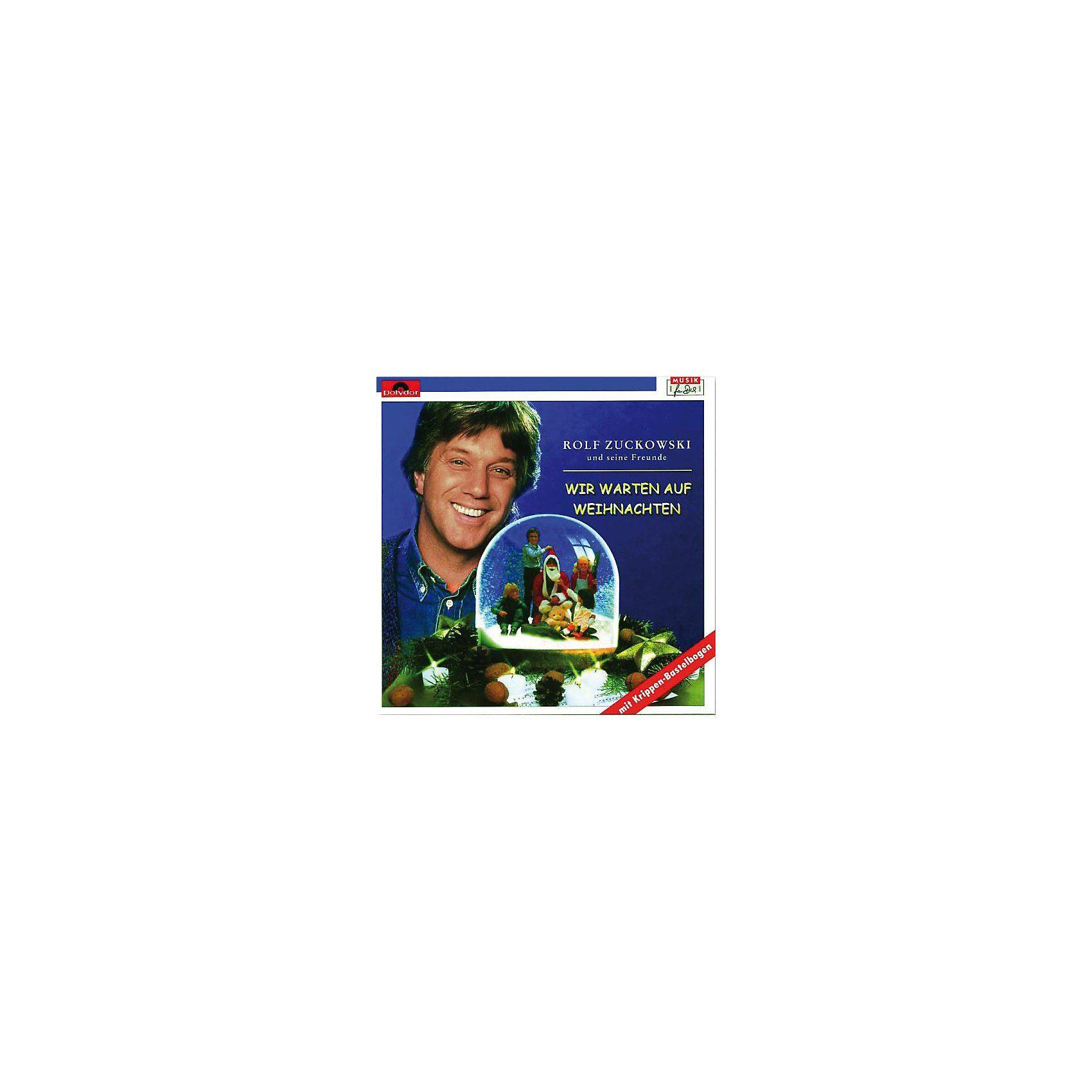 Universal CD Rolf Zuckowski - Wir warten auf Weihnachten