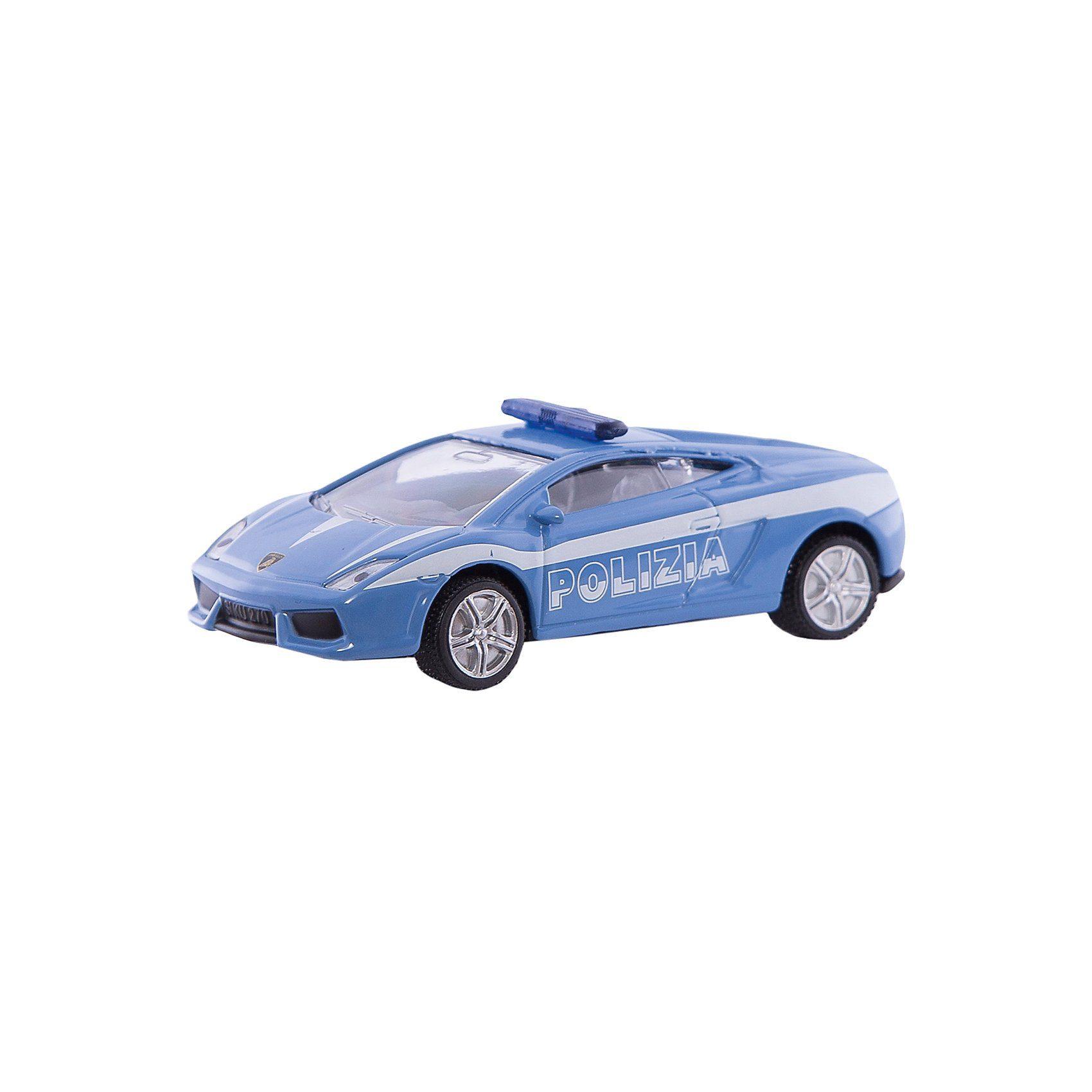 SIKU 1405 Lamborghini Gallardo Polizei Italie
