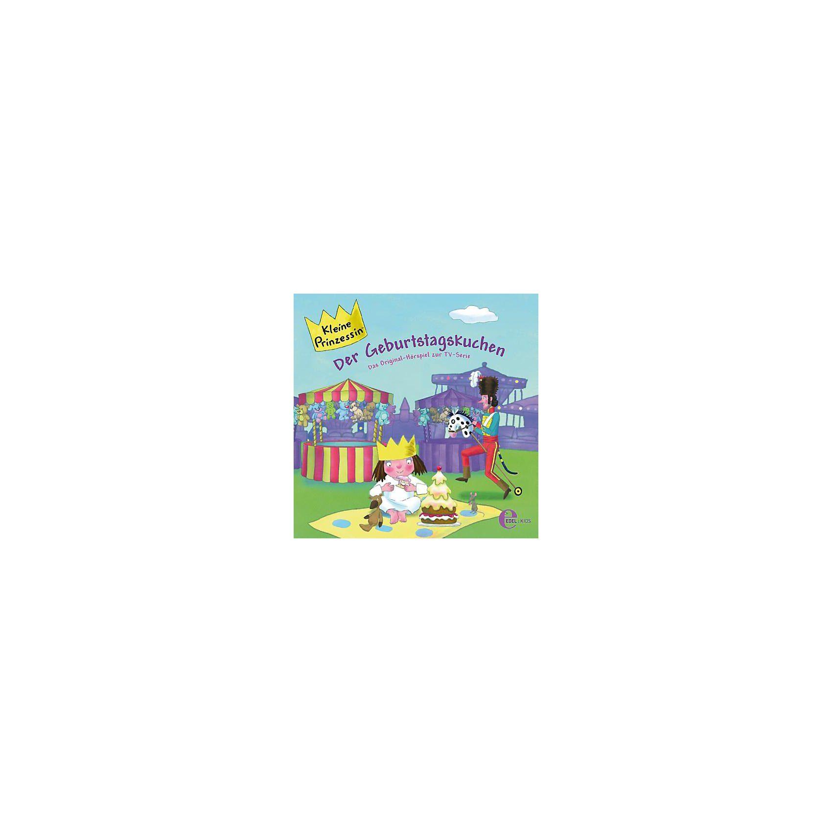 Edel CD Kleine Prinzessin 06 - Der Geburtstagskuchen