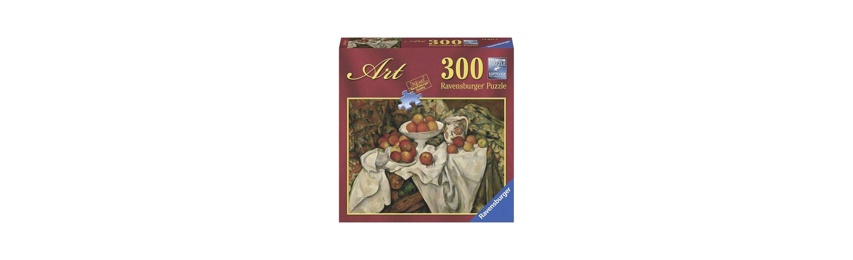 Ravensburger Puzzle 300 Teile Cézanne: Stillleben