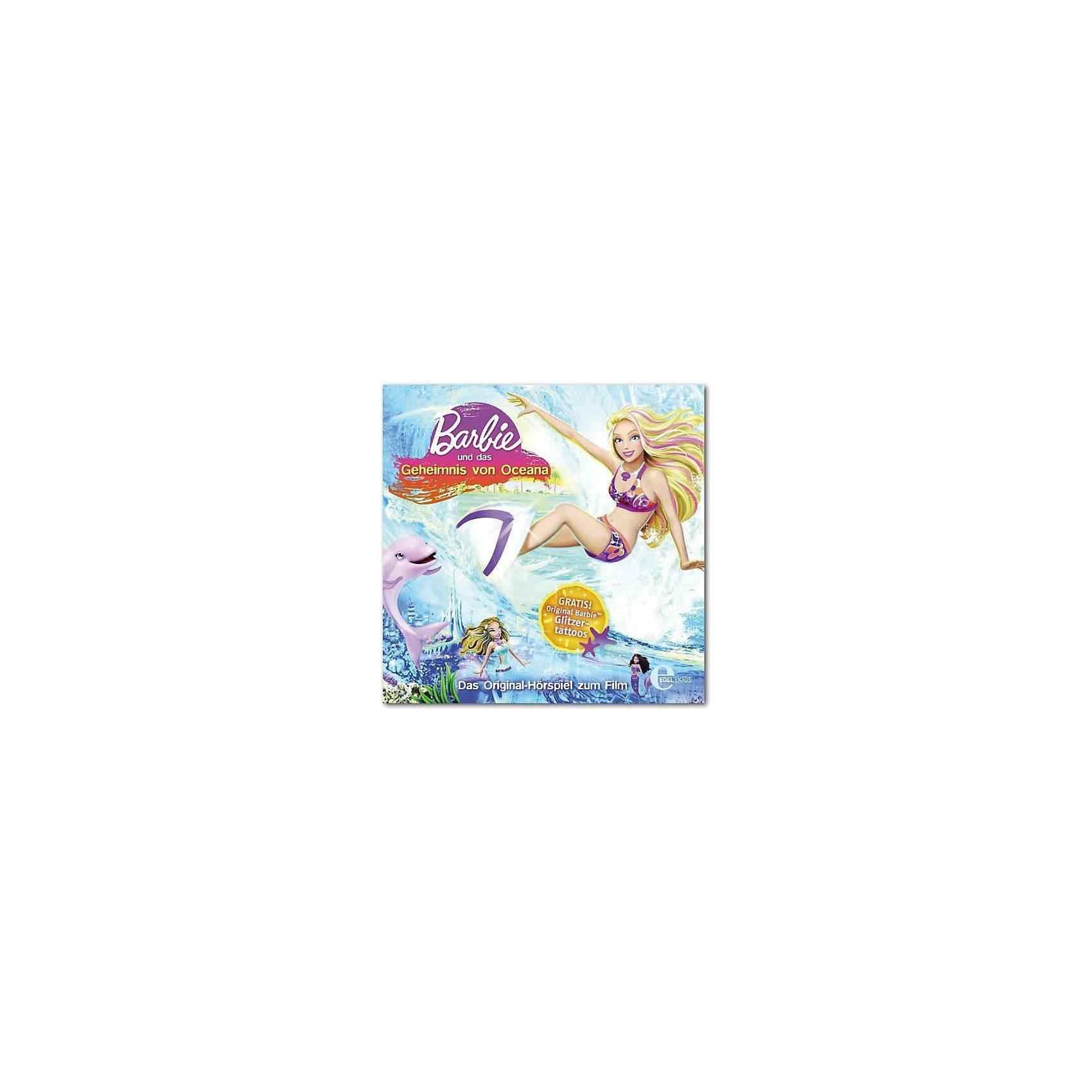 Edel Germany GmbH CD Barbie und Das Geheimnis von Oceana