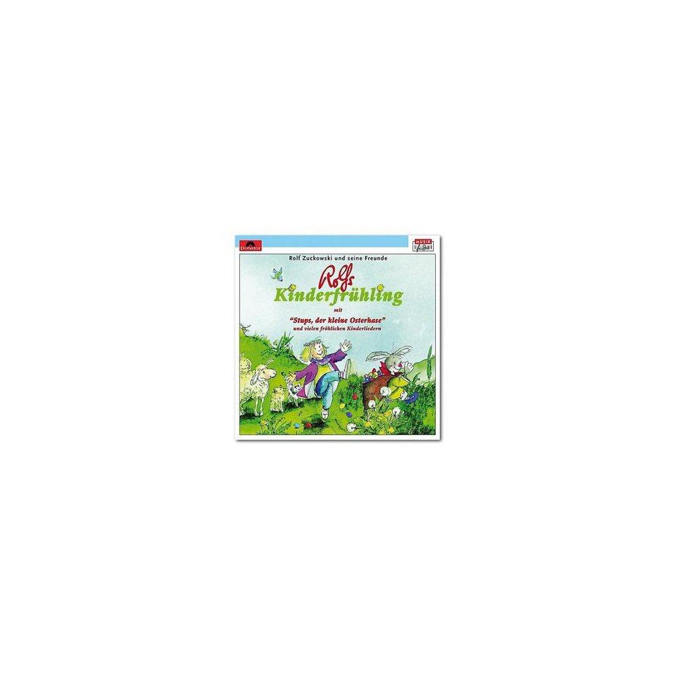 Universal Music GmbH CD Rolf Zuckowski und seine Freunde - Rolfs Kinderfrühling