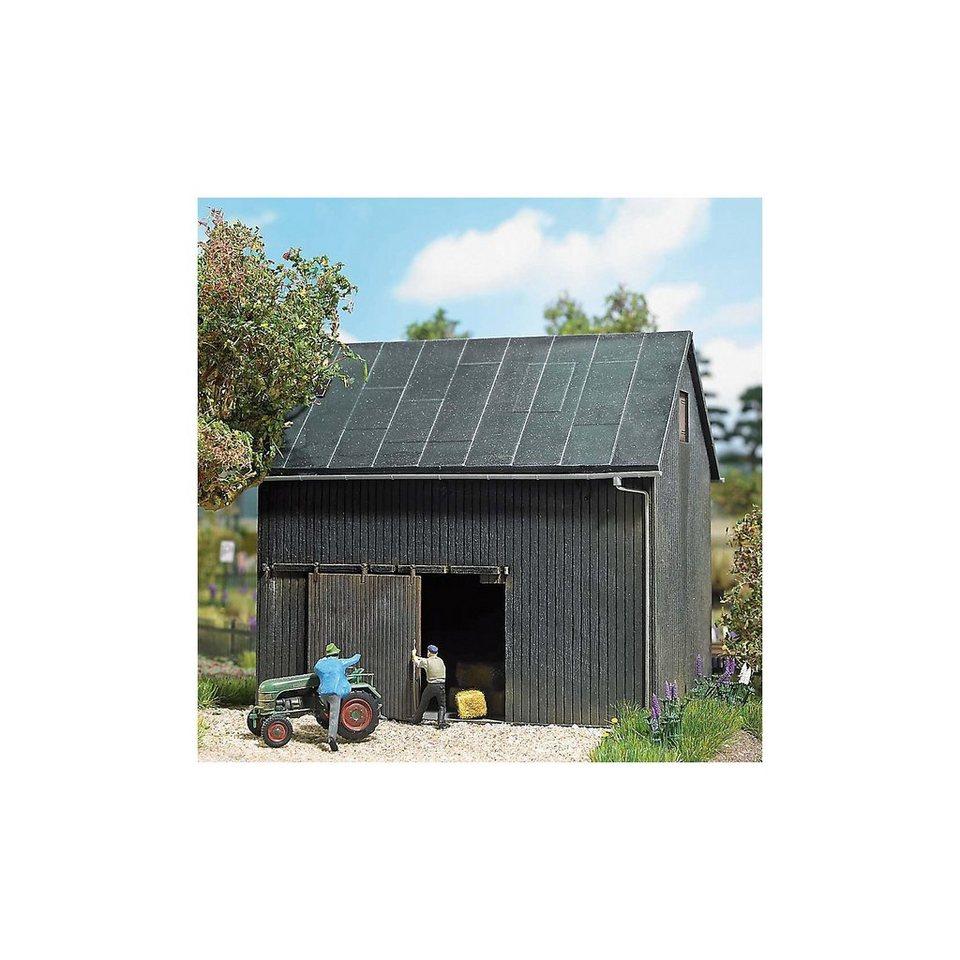 busch holzschuppen h0 online kaufen otto. Black Bedroom Furniture Sets. Home Design Ideas
