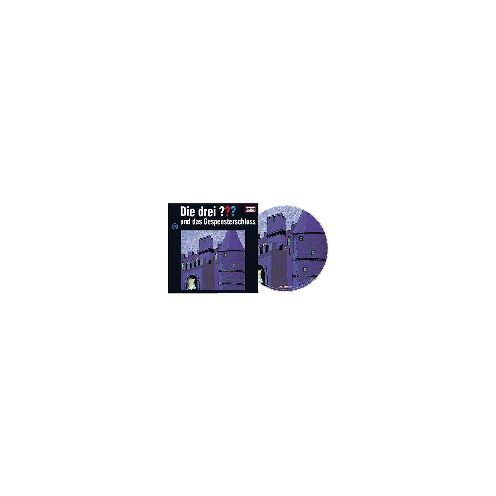 SONY BMG MUSIC CD Die Drei ??? 011/und das Gespensterschloss