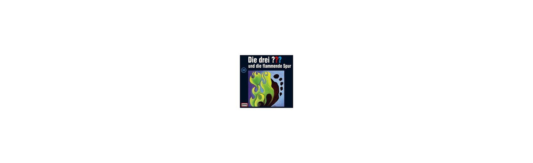 SONY BMG MUSIC CD Die Drei ??? 020/und die flammende Spur