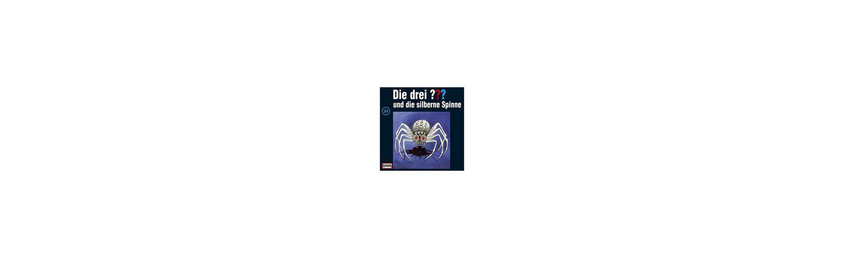SONY BMG MUSIC CD Die Drei ??? 024/und die silberne Spinne