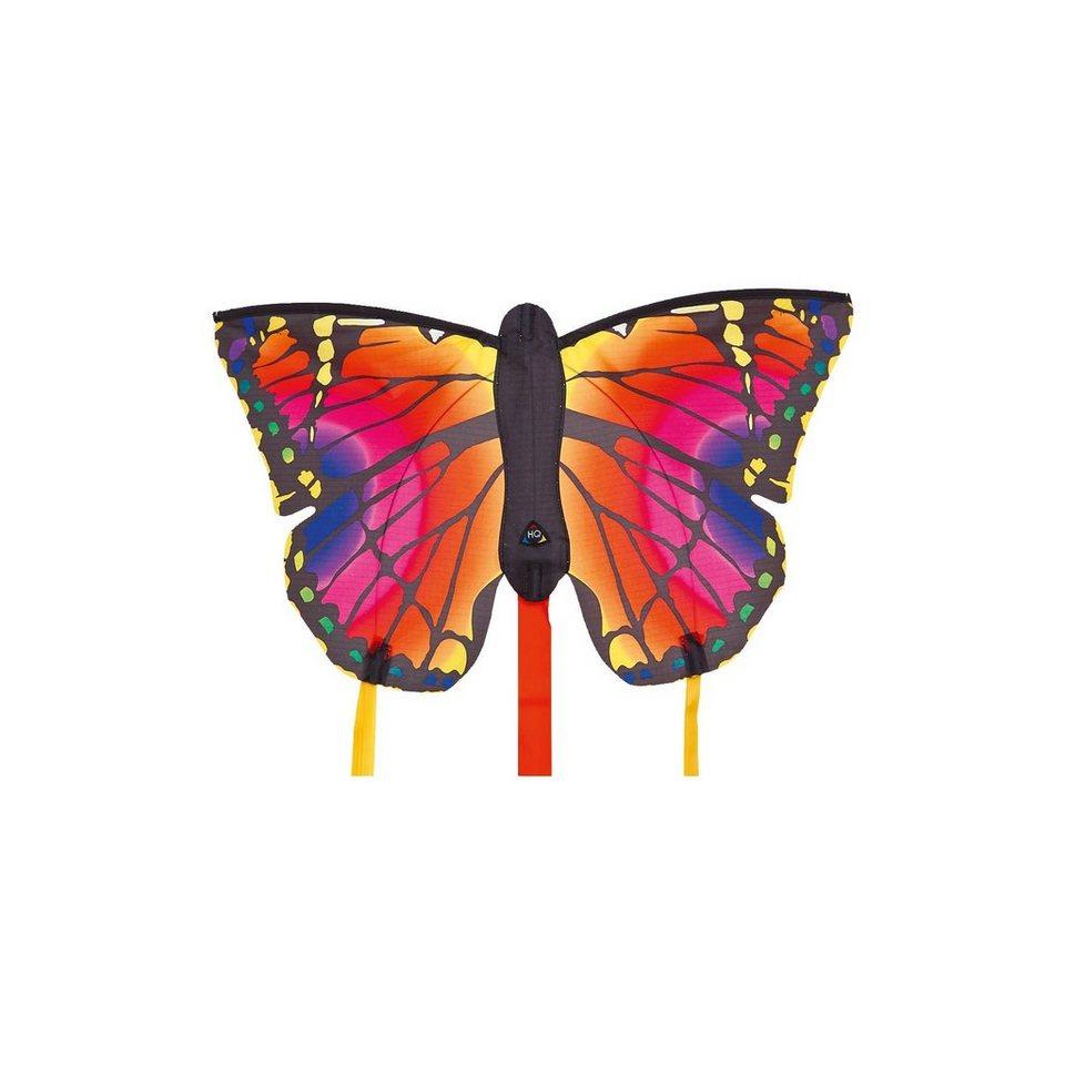 "HQ Butterfly Kite Ruby ""R"" in bunt"
