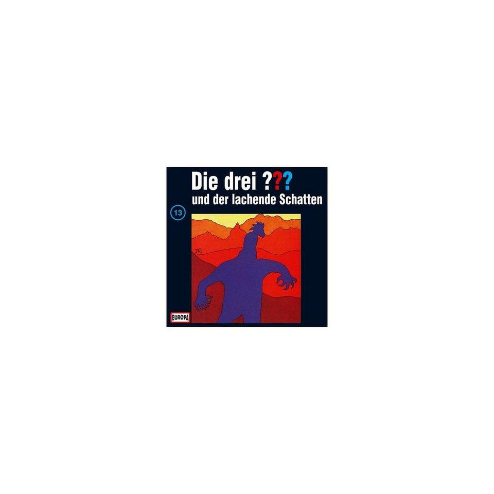 SONY BMG MUSIC CD Die Drei ??? 013/und der lachende Schatten