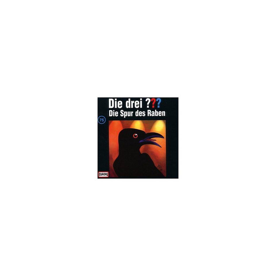 SONY BMG MUSIC CD Die Drei ??? 075/Die Spur des Raben