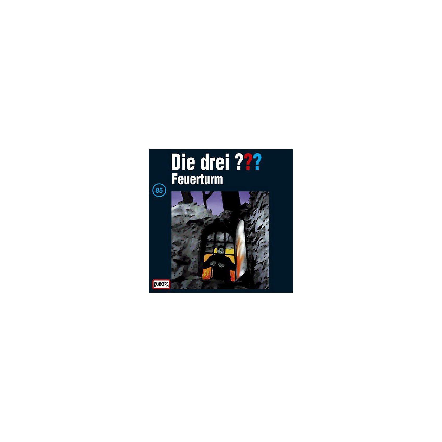 SONY BMG MUSIC CD Die Drei ??? 85 - Feuerturm