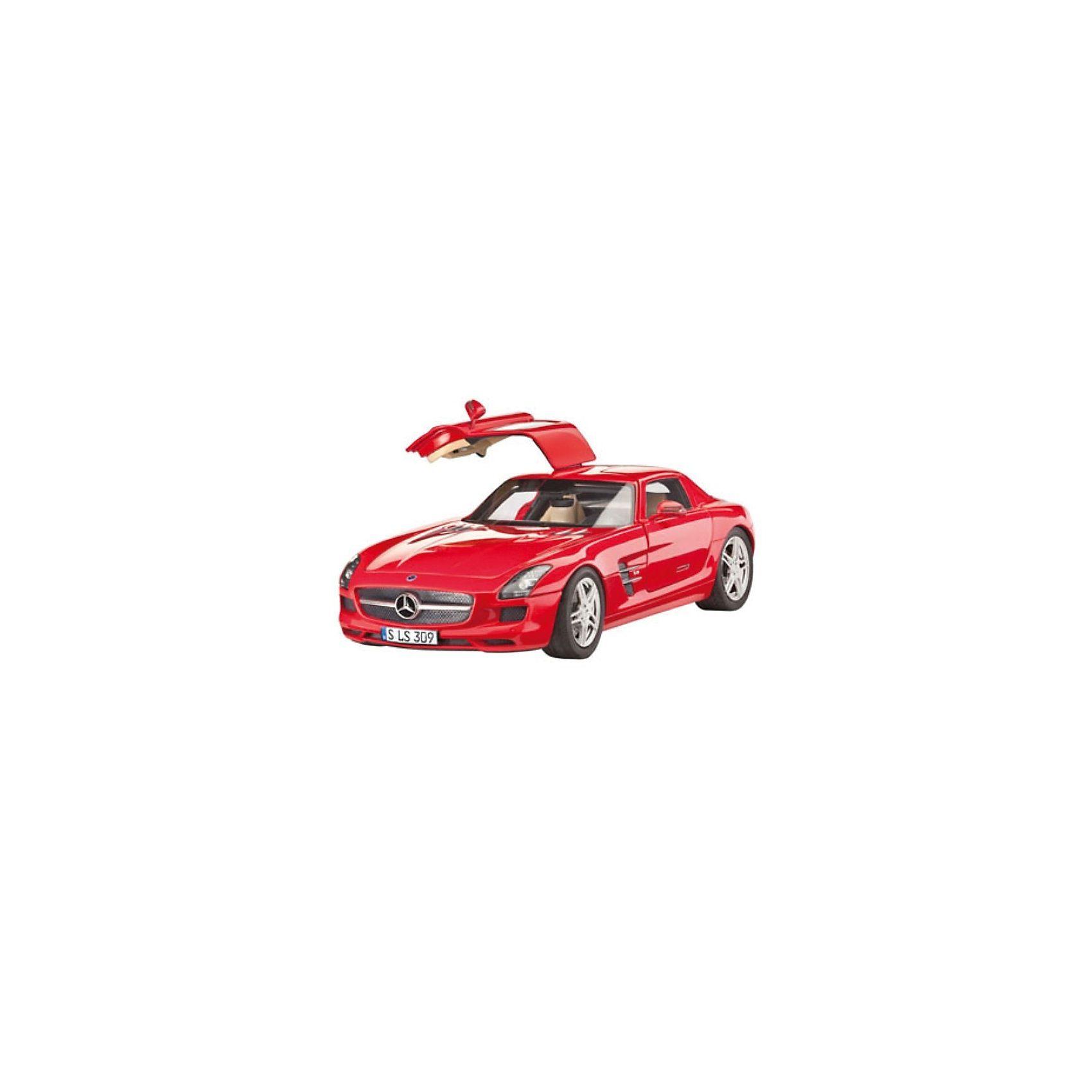 Revell Modellbausatz Mercedes SLS AMG