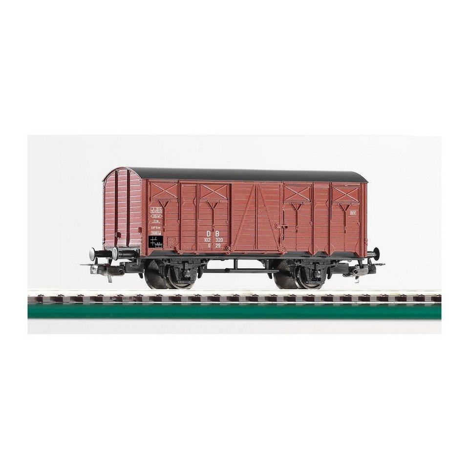 PIKO Spur H0 Gedeckter Güterwagen G29