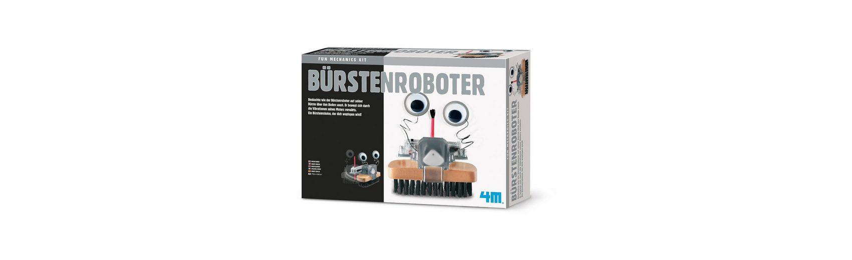 Fun Mechanics Bausatz Bürstenroboter