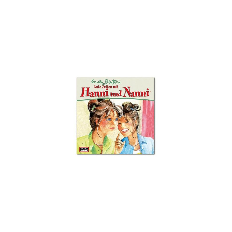SONY BMG MUSIC CD Hanni & Nanni 22 - Gute Zeiten mit Hanni und Nanni