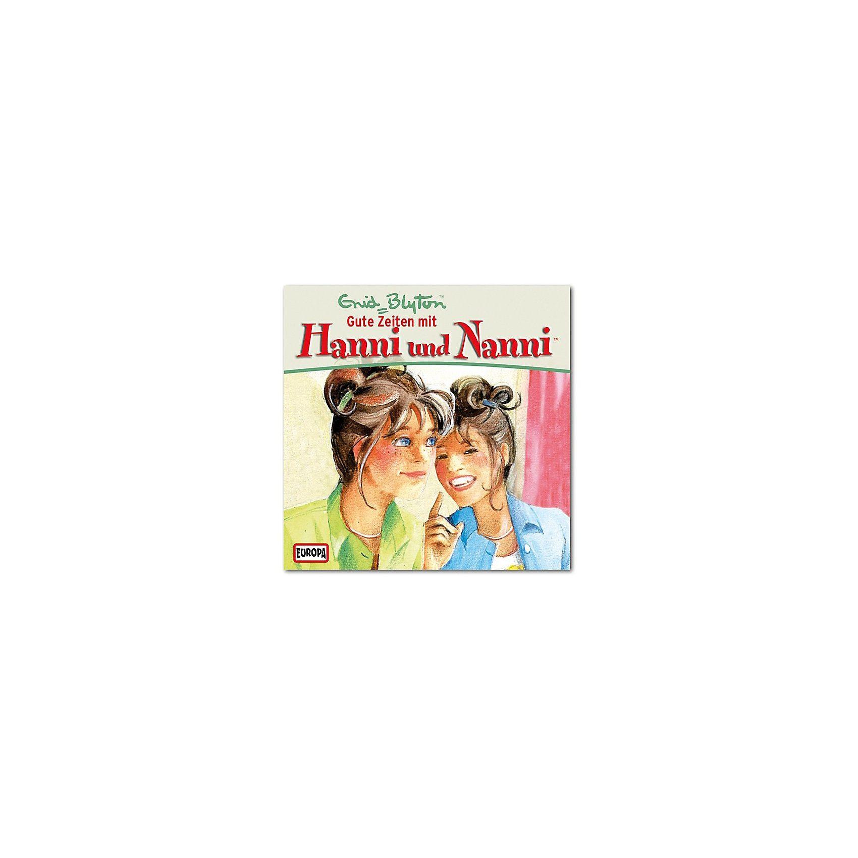 Sony CD Hanni & Nanni 22 - Gute Zeiten mit Hanni und Nanni