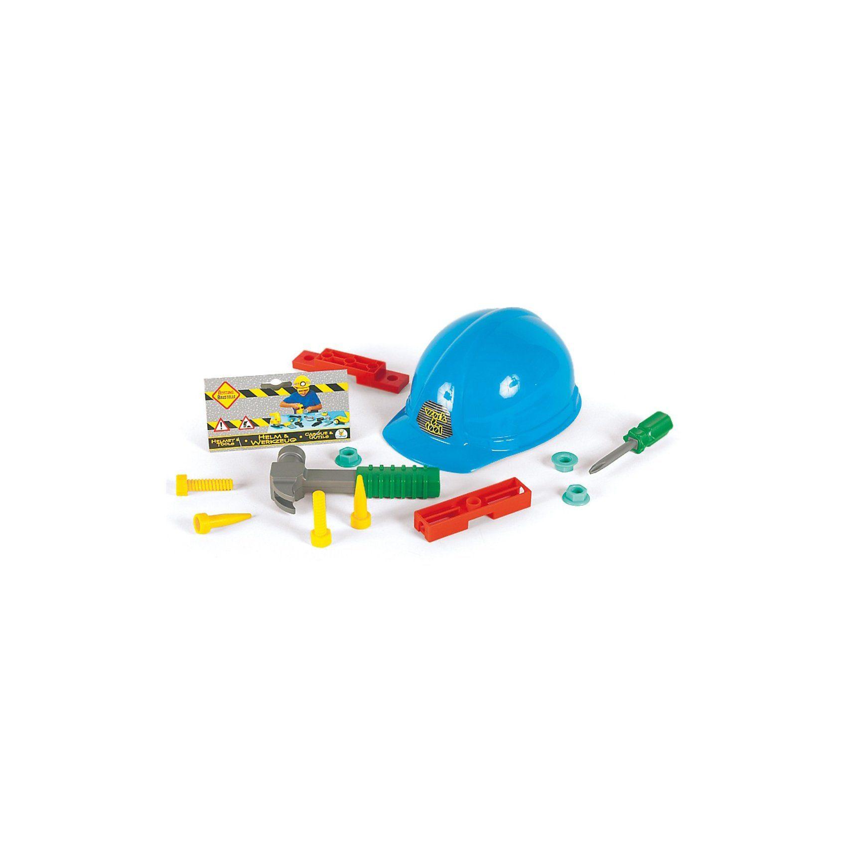 The Toy Company Helm mit Werkzeug