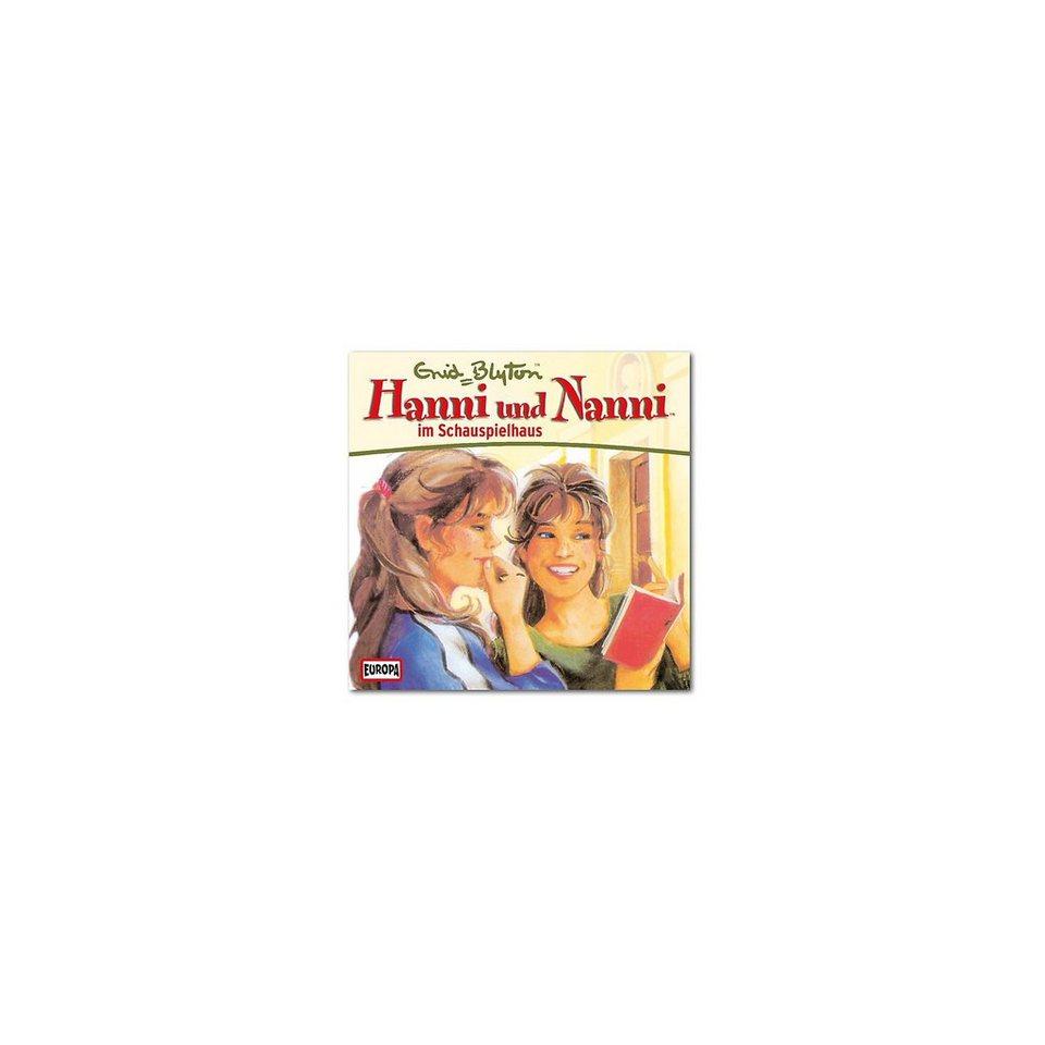 SONY BMG MUSIC CD Hanni & Nanni 28 - im Schauspielhaus