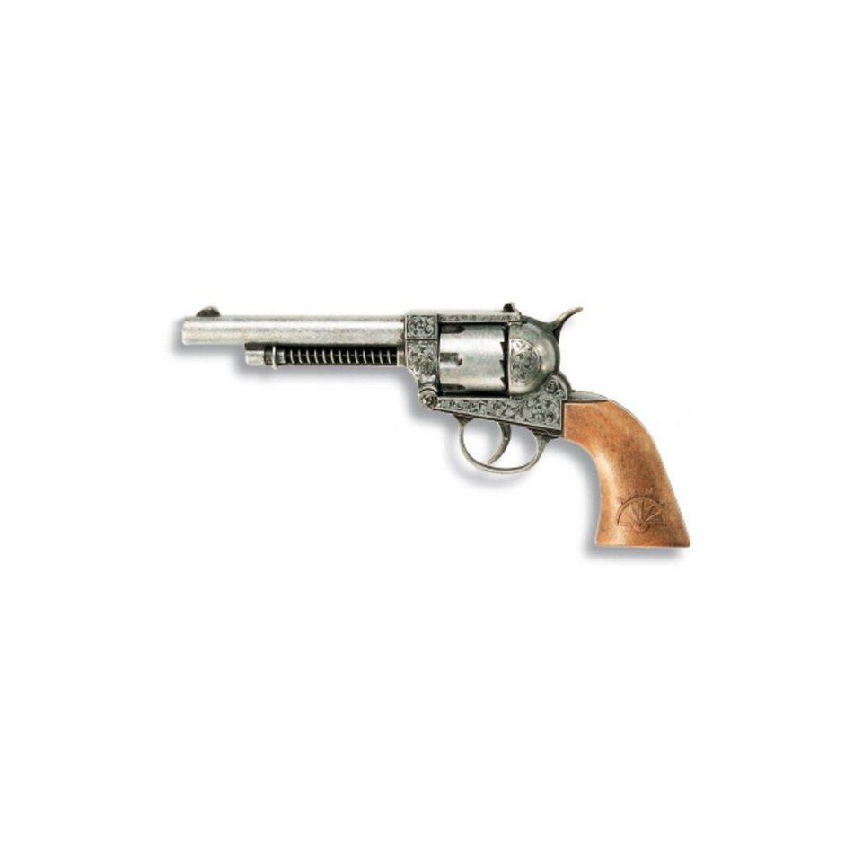 Edison Revolver Frontier Antik