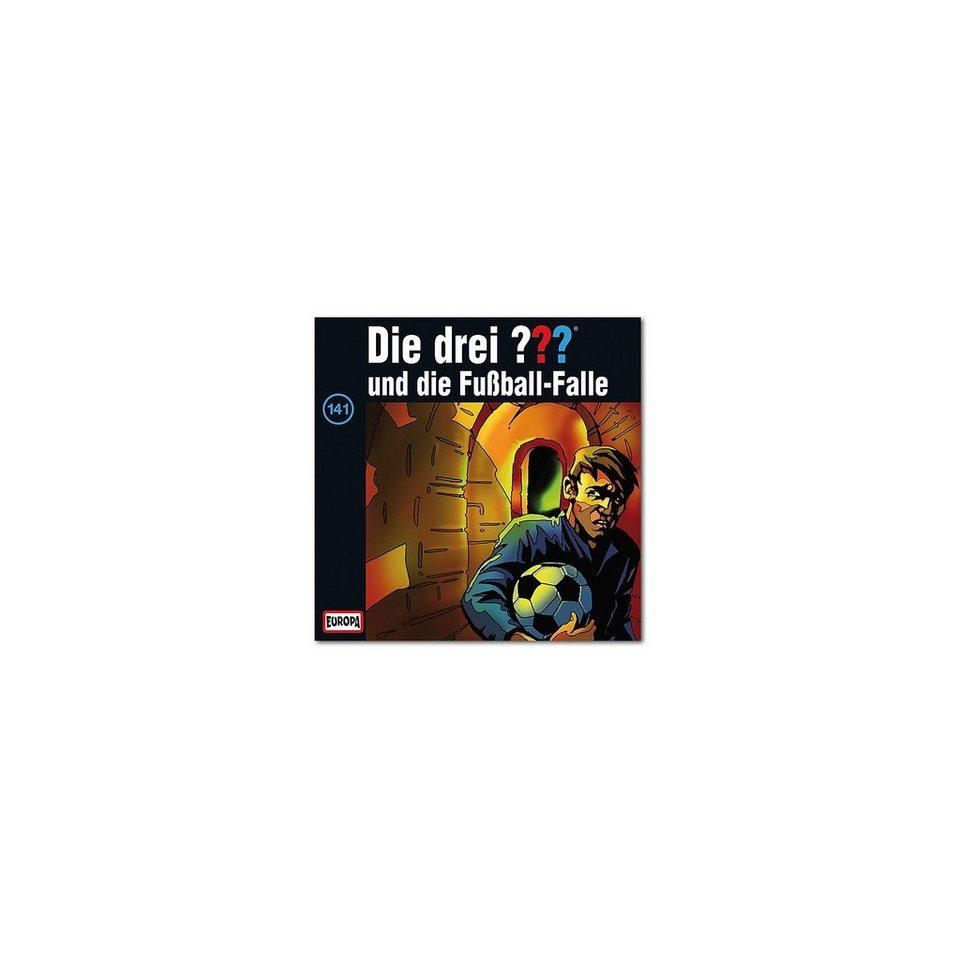 SONY BMG MUSIC CD Die Drei ??? 141 - und die Fussball- Falle